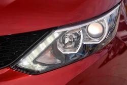 2014 Nissan QASHQAI ST J11 Red