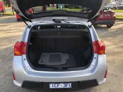 2015 Toyota Corolla ZR ZRE182R Silver