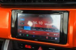 2013 Toyota 86 GTS ZN6 Orange