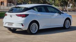 2016 Holden Astra R BK MY17 White