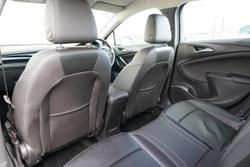 2017 Holden Astra LT BK MY18 Silver