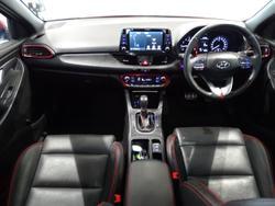 2018 Hyundai i30 SR Premium PD MY18 Orange