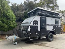 Fantasy Caravan F3S-EB Concept Package