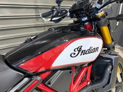 2019 Indian FTR 1200 S RED STEEL GRAY Race Replica