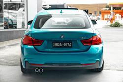 2018 BMW 4 Series 420i M Sport F36 LCI Snapper Rocks Blue
