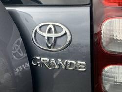 2008 Toyota Landcruiser Prado Grande GRJ120R 4X4 Constant GREY