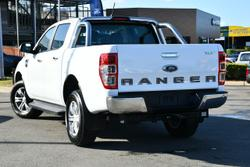 2018 Ford Ranger XLT Hi-Rider PX MkIII MY19 White