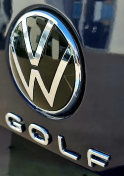 2021 Volkswagen Golf 110TSI 8 MY21 Blue