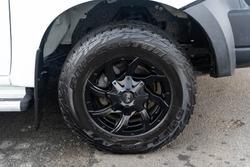 2014 Isuzu D-MAX SX MY15 4X4 Dual Range Splash White