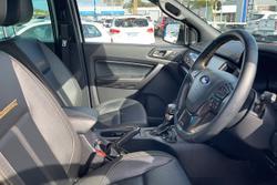 2019 Ford Ranger Wildtrak PX MkIII MY19 4X4 Dual Range White