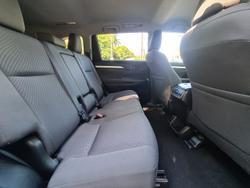 2019 Toyota Kluger GX GSU55R AWD White