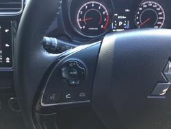 2017 Mitsubishi ASX LS XC MY17 White