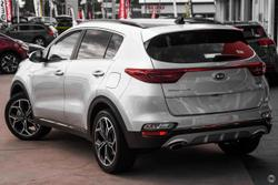 2021 Kia Sportage GT-Line QL MY21 AWD Silver