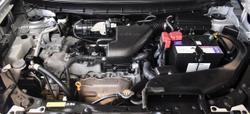 2012 Nissan X-TRAIL ST T31 Series IV 4X4 On Demand Silver