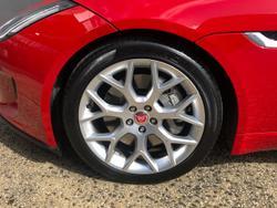 2017 Jaguar F-TYPE 250kW X152 MY18 Red