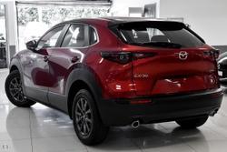 2021 Mazda CX-30 G20 Pure DM Series Red