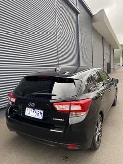 2017 Subaru Impreza 2.0i G5 MY17 AWD Crystal Black