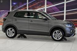 2021 Volkswagen T-Cross 85TSI Style C1 MY21 Limestone Grey