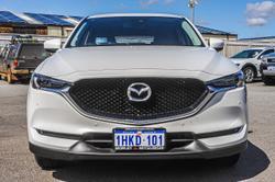 2017 Mazda CX-5 Touring KF Series AWD White