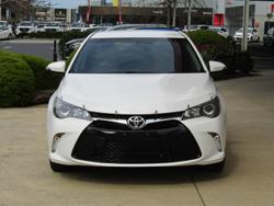 2017 Toyota Camry Atara S ASV50R Diamond White