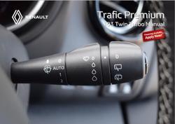 2021 Renault Trafic Premium 103kW X82 White