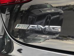 2018 Mercedes-Benz GLC-Class GLC43 AMG C253 Four Wheel Drive Black