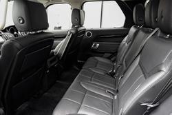 2017 Land Rover Discovery SD4 SE Series 5 MY17 4X4 Dual Range Fuji White