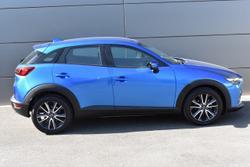 2018 Mazda CX-3 sTouring DK Blue