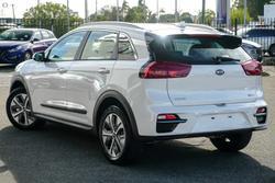 2021 Kia Niro EV S DE MY21 Snow White Pearl