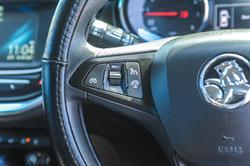 2016 Holden Astra R BK MY17 Grey