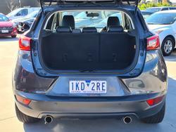 2017 Mazda CX-3 sTouring DK Meteor Grey