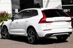 2021 Volvo XC60 T6 R-Design MY21 AWD White
