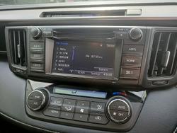 2018 Toyota RAV4 GXL ASA44R AWD Silver