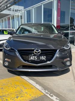 2015 Mazda 3 SP25 GT BM Series Grey