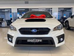 2021 Subaru WRX Premium V1 MY21 AWD White