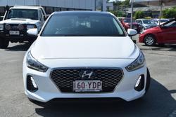 2018 Hyundai i30 Premium PD2 MY18 White