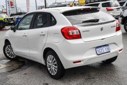 2019 Suzuki Baleno GL EW White