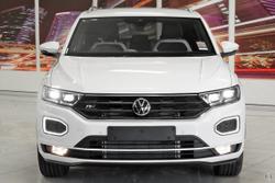 2021 Volkswagen T-Roc 140TSI Sport A1 MY21 Four Wheel Drive White