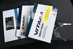 2018 Suzuki Vitara RT-S LY Green