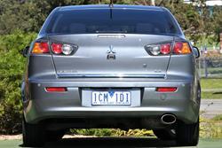 2013 Mitsubishi Lancer LX CJ MY14 Titanium