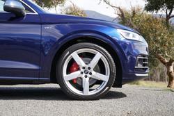2018 Audi SQ5 FY MY18 Four Wheel Drive Blue