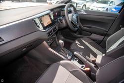 2021 Volkswagen Polo 85TSI Style AW MY21 Deep Black