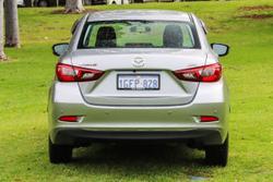 2016 Mazda 2 Maxx DL Series Silver