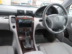 2001 Mercedes-Benz C-Class C180 Elegance W203 Silver