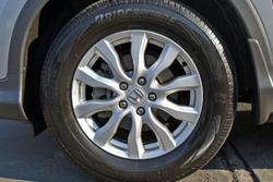 2013 Honda CR-V VTi RM Alabaster Silver