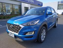 2020 Hyundai Tucson Active TL4 MY20 Blue