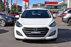 2015 Hyundai i30 Active GD3 Series II MY16 Creamy White