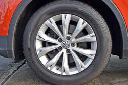 2016 Volkswagen Tiguan 110TSI Trendline 5N MY17 Habanero Orange