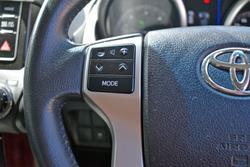 2015 Toyota Landcruiser Prado VX GDJ150R 4X4 Dual Range Wildfire