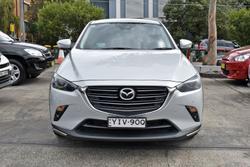 2019 Mazda CX-3 sTouring DK Machine Grey